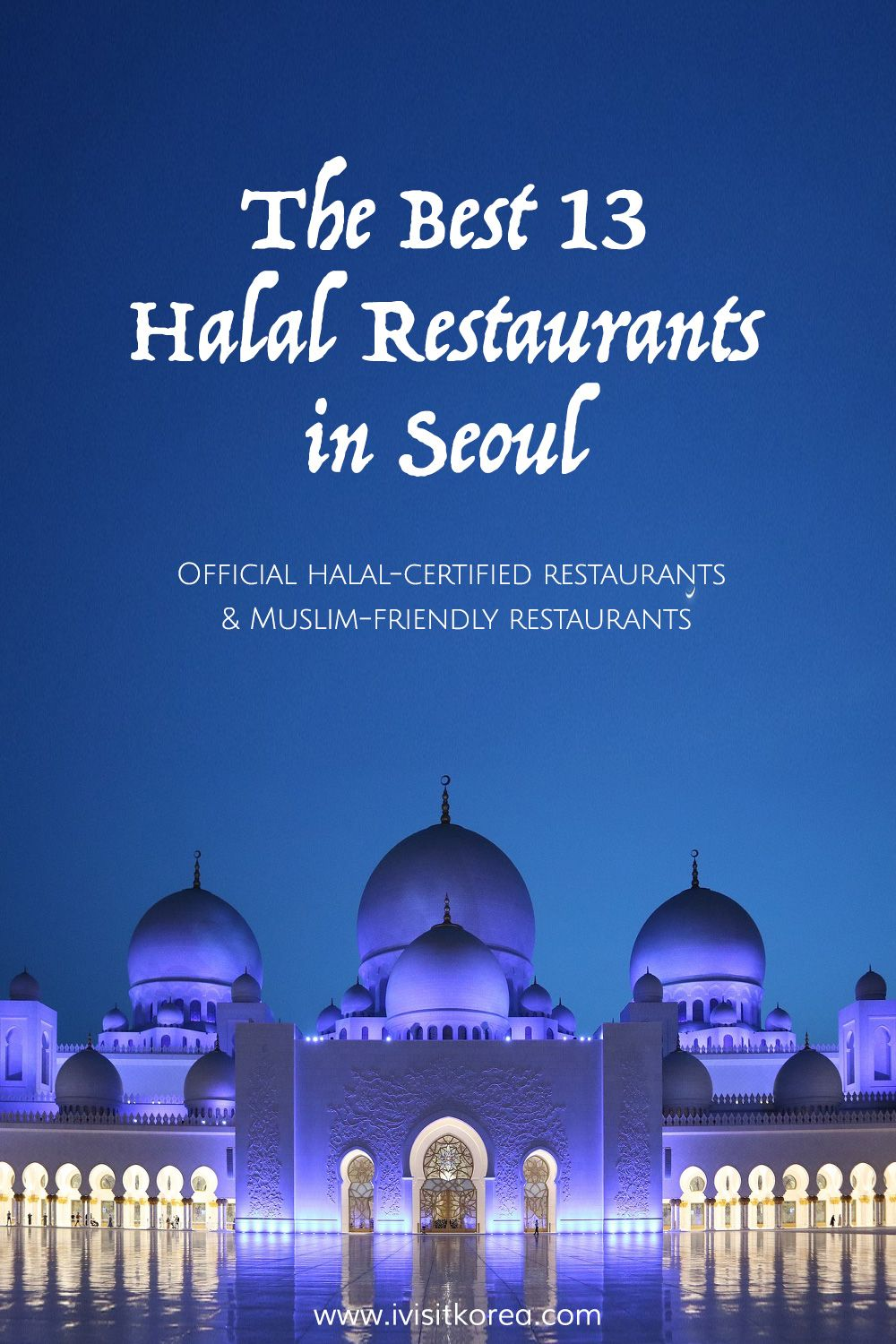 Official Halal Certified Restaurants In Seoul 2020