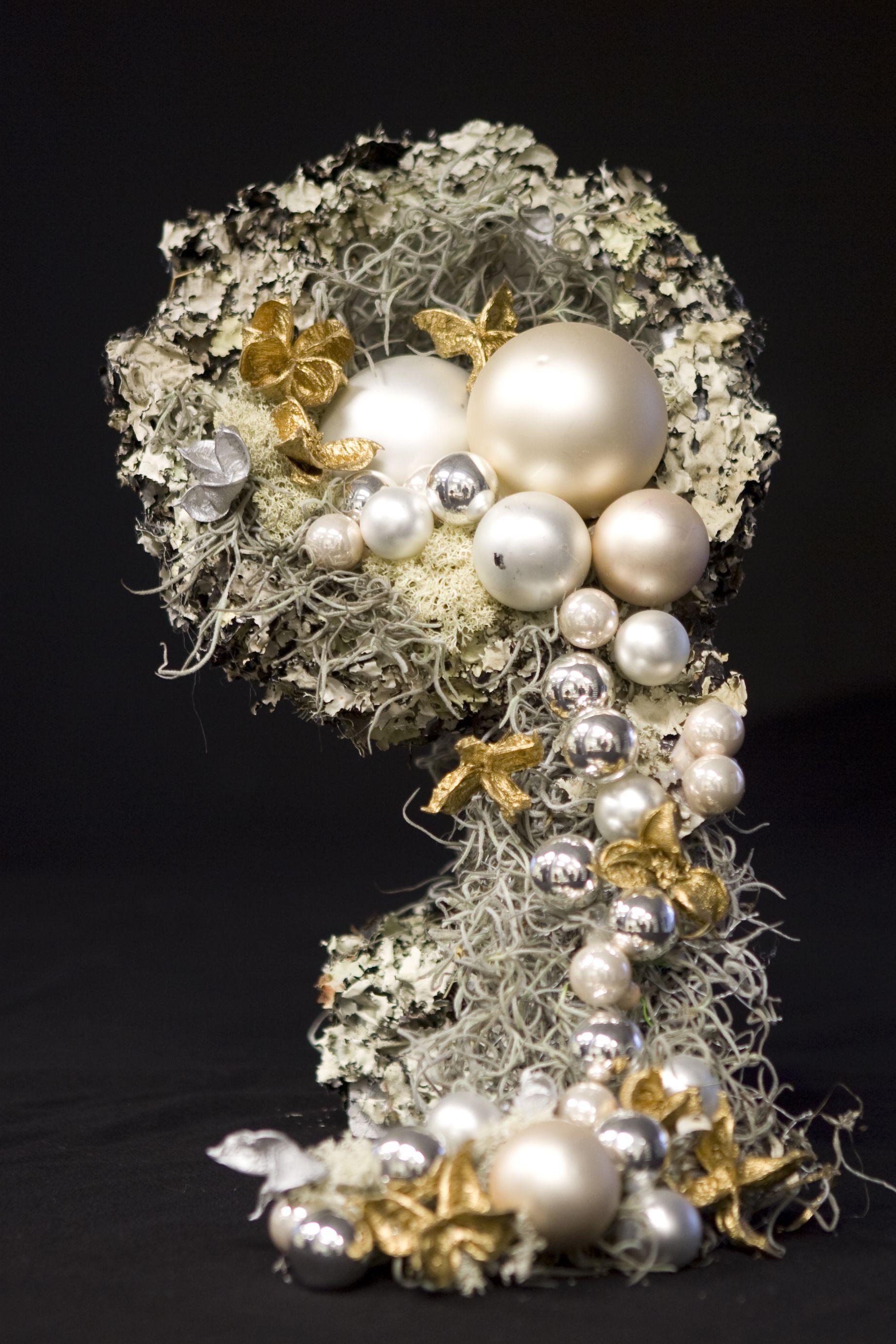 Gemaakt Bij Anieks Met Keracoat Kerst Kerstballen Kerst Ideeen