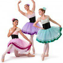 Lily Of The Valley Cute Dance Costumes Performance Dance