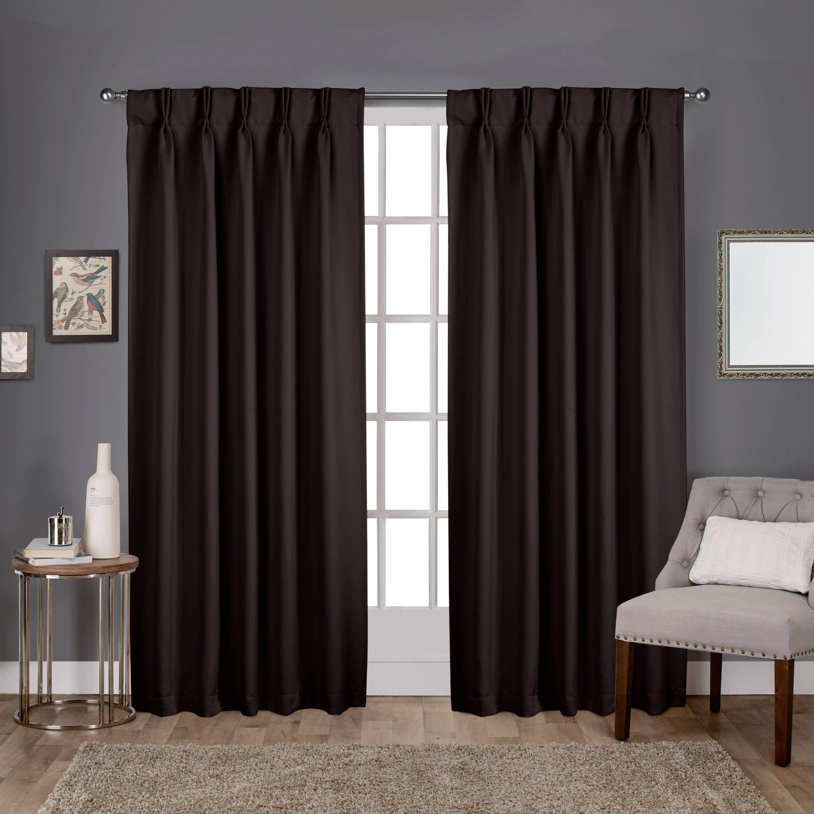sequin x inch drapes big l curtains window payette home panels