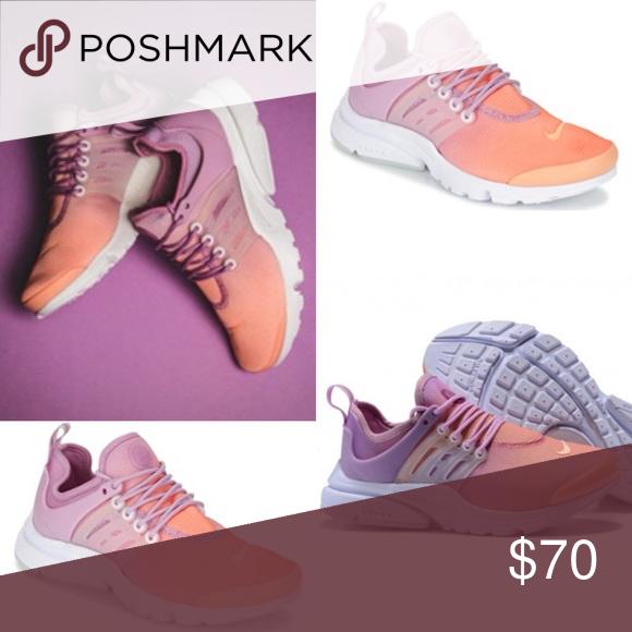 size 40 5f1fe 0d141 Size Women's 6.5 Nike Presto Sneakers 👟 Orange and Pink ...
