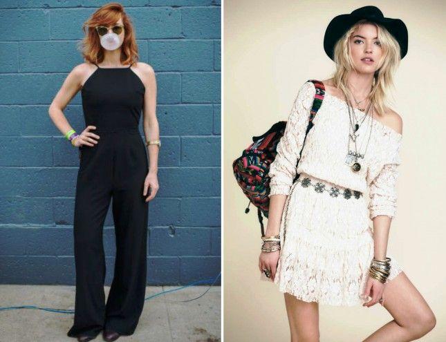 26 Fashion Looks to Rock This Festival Season via Brit + Co.