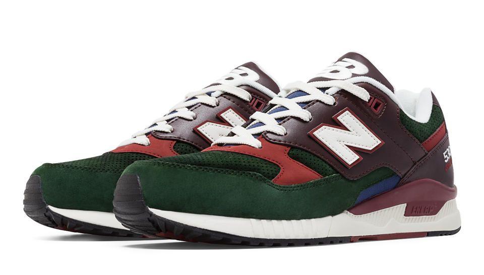 new balance 530 90s running woods