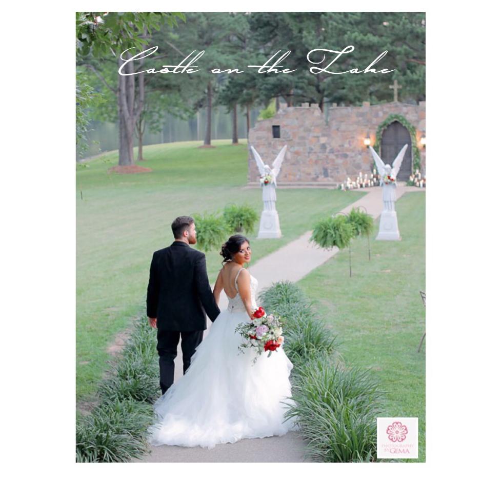 Wedding venue - Castle on the Lake in Jacksonville, Texas ...
