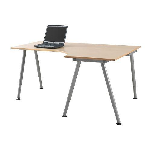 Ikea Us Furniture And Home Furnishings Ikea Galant Desk Ikea Office Furniture Ikea Galant