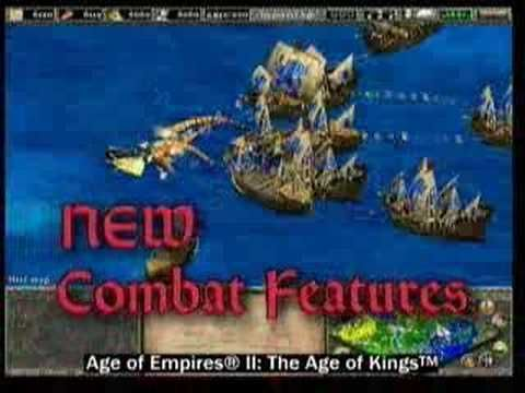 Age Of Empires Ii The Age Of Kings Trailer With Images Age Of