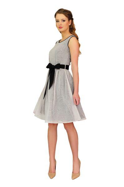 LaRobe greige dress