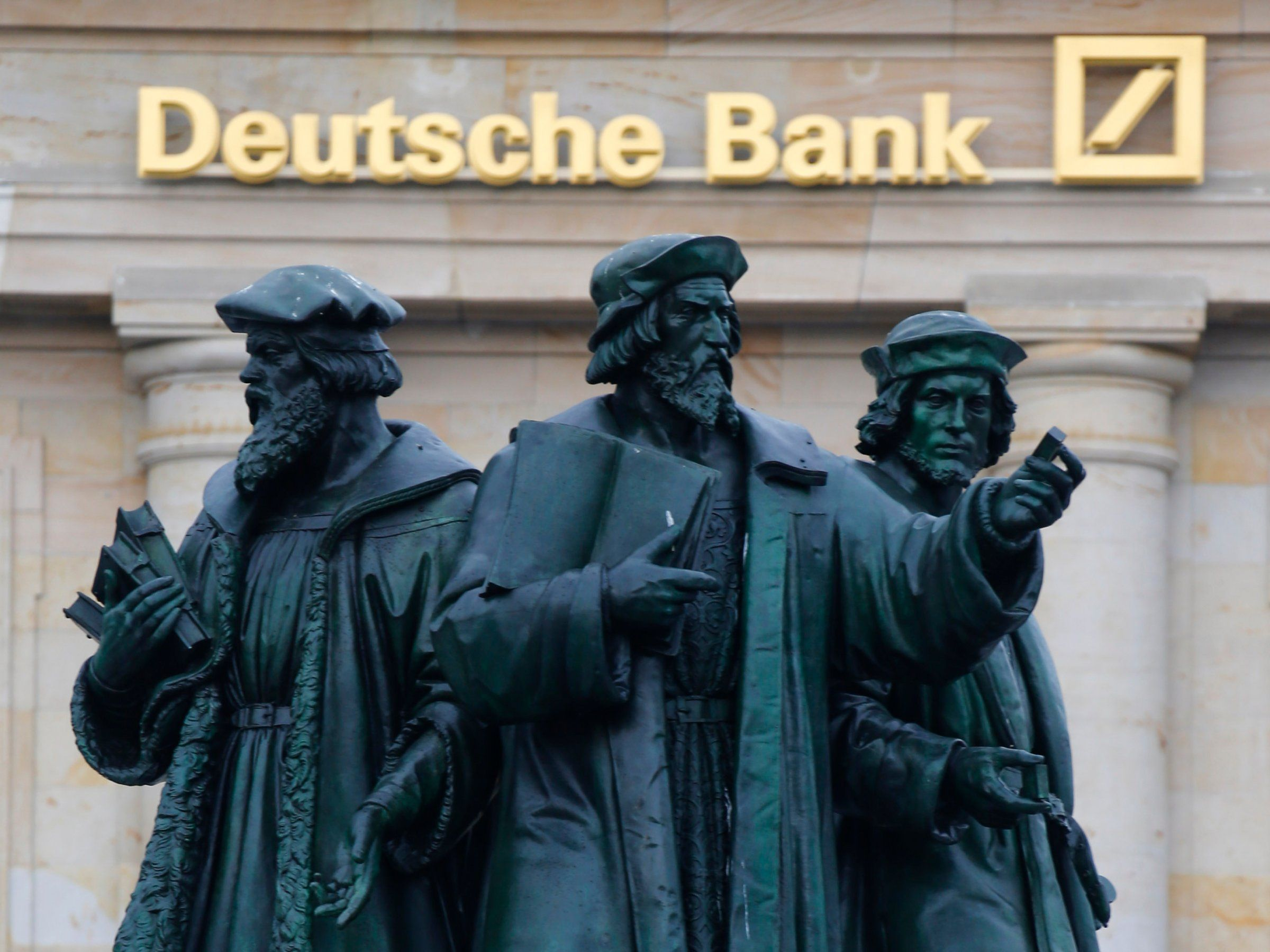 Deutsche Bank Has A New Us Chief Russian Money Money Laundering Investment Banking