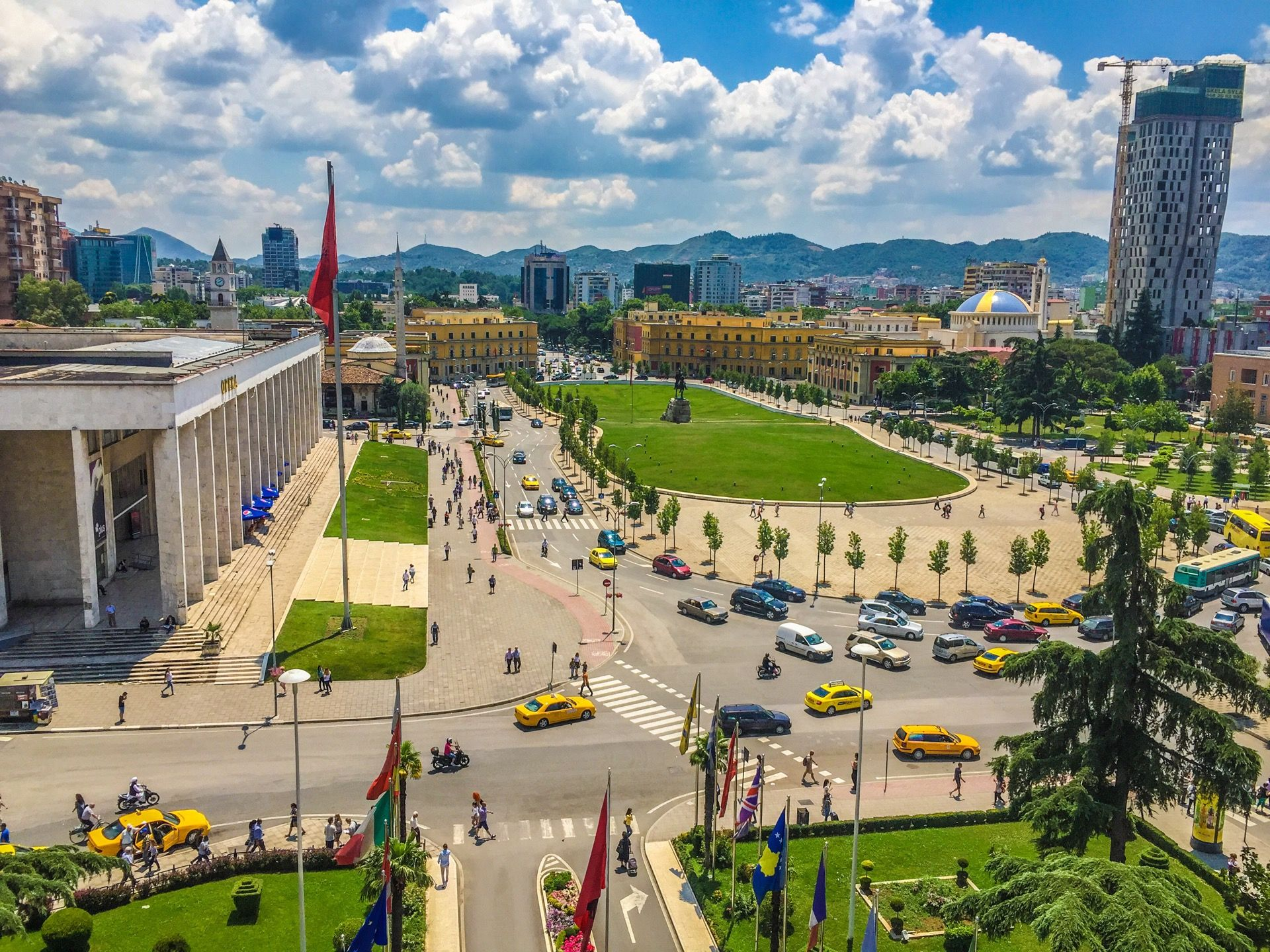 Tirana Albania Motherland Albania Pinterest
