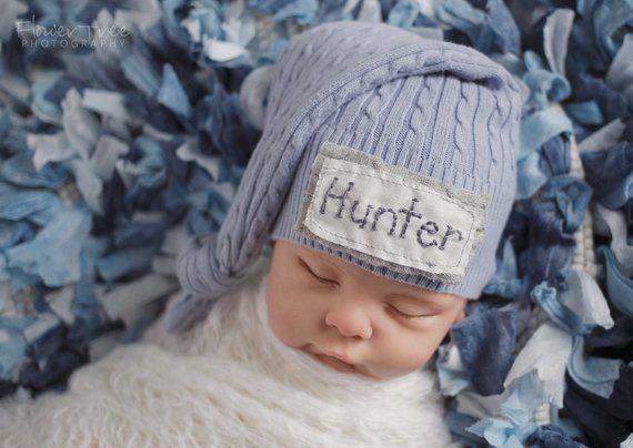 659052cd0b79c Newborn Name Hat