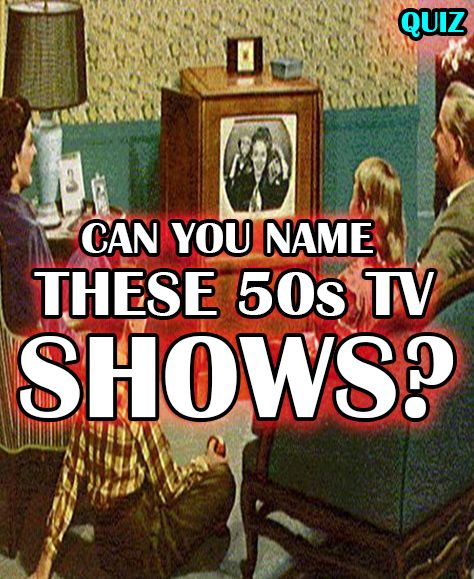 It was the true beginning of Television  Can you name these 14