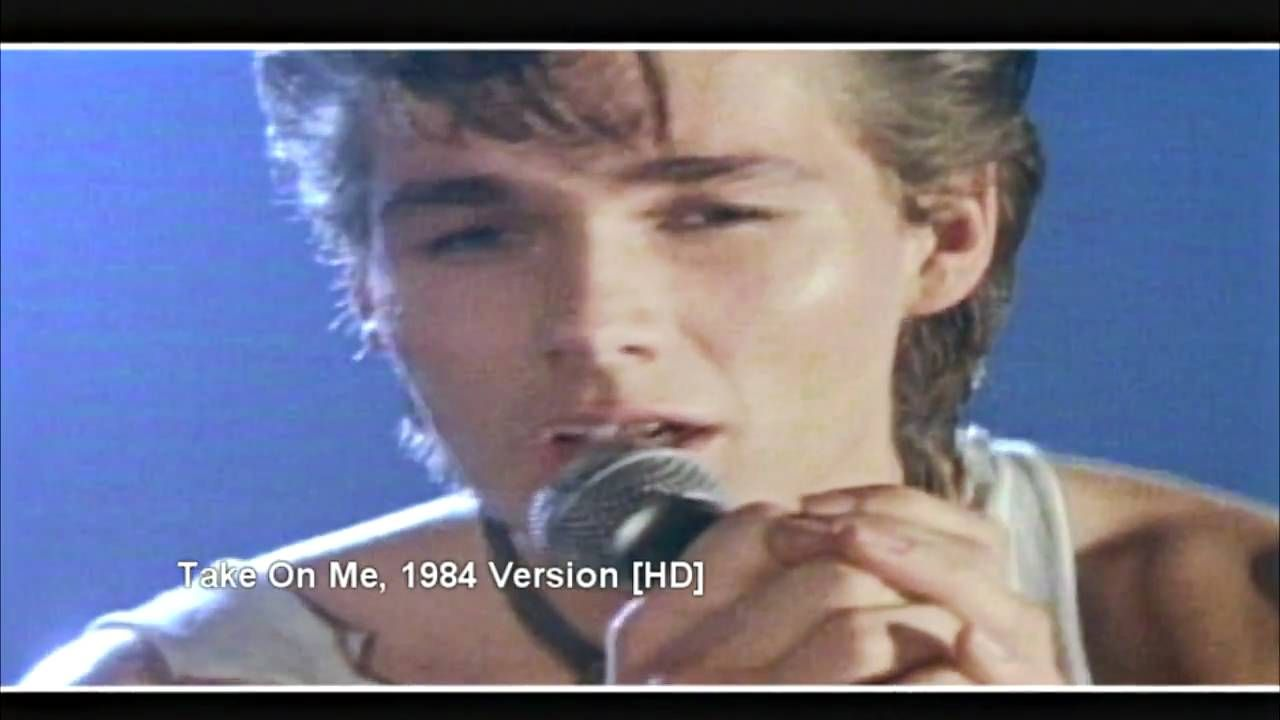 A Ha Take On Me 1984 1 Version Hd Excellent Quality Best