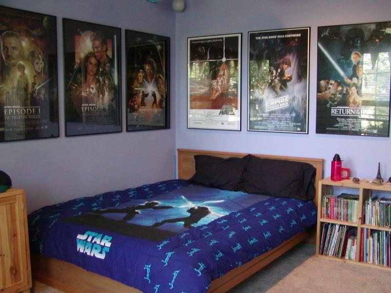 Star Wars Bedroom Decorations   Show Home Design