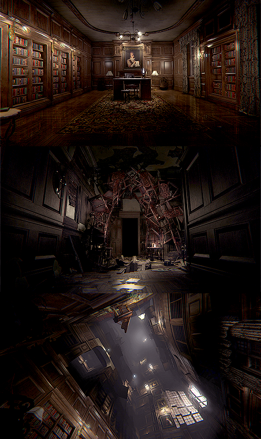 Pin On 1 Games Layers Of Fear