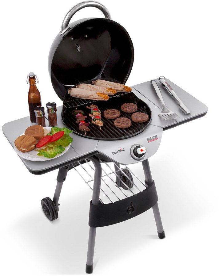 Great Char Broil 240 Electric Patio Bistro Tru Infrared Grill