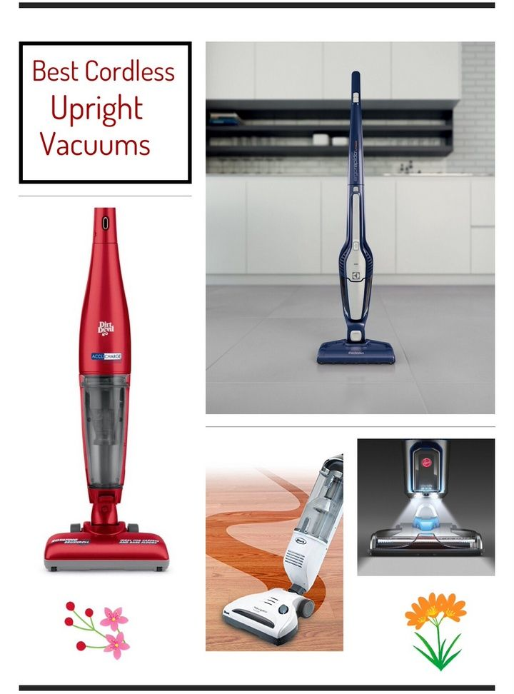 The Best Cordless Upright Vacuum Cleaners Best Cordless Vacuum