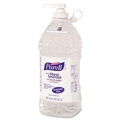 Economy Size Instant Hand Sanitizer 2 Liter 4 Bottles Per Case 2