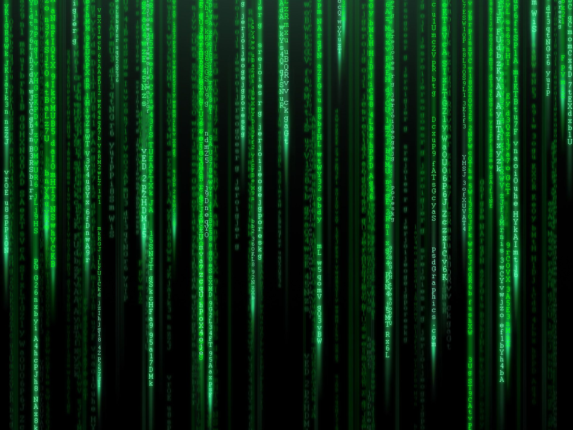 Matrix Wallpaper Code Wallpaper Matrix Binary Code