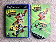 CRASH TWINSANITY FOR PLAYSTATION 2 PS2 PS3 (PS3 60GB ONLY