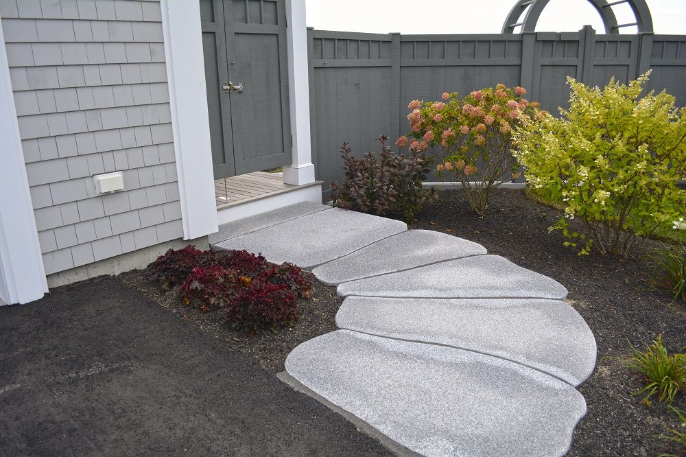 Match The Look Of Your Modern Or Traditional Home With The Clean Lines Of  Granite Pavers On The Patio Or Accent With Irregular Flagstone In The  Garden.
