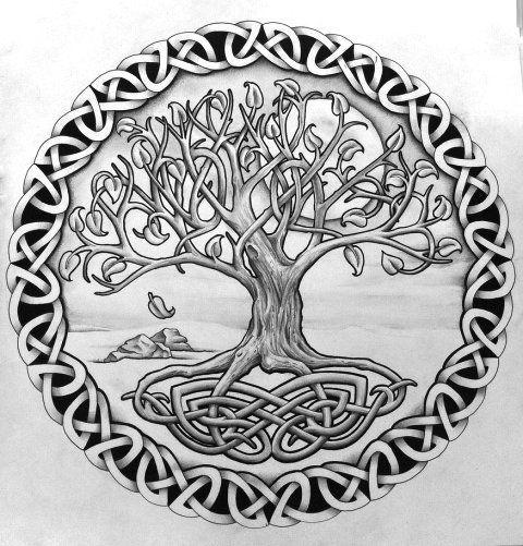 Image Result For Norse Tree Of Life Invitations Pinterest