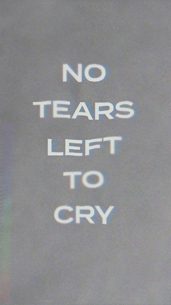 No Tears Left To Cry Ariana Grande Planos De Fundo Papeis De