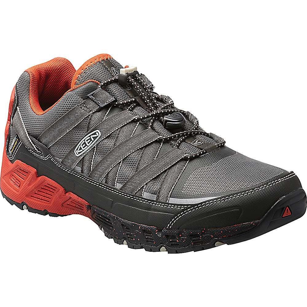 Keen Men's Versatrail Waterproof Shoe. Waterproof ShoesHiking  BootsRavenWalking ...