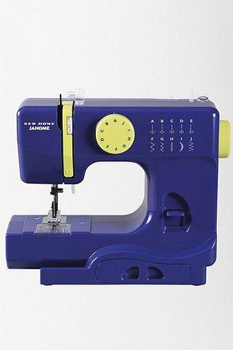 Janome Color Pop Sewing Machine