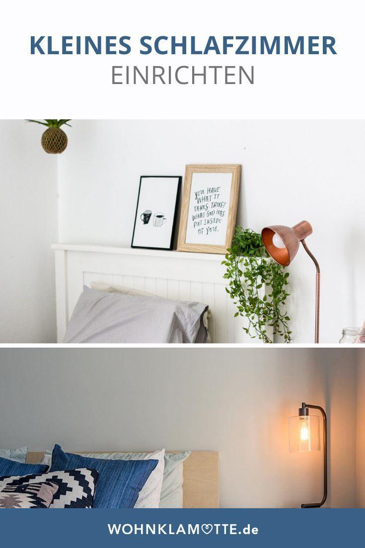 Kleines Schlafzimmer Einrichten So Geht S Kleines Schlafzimmer