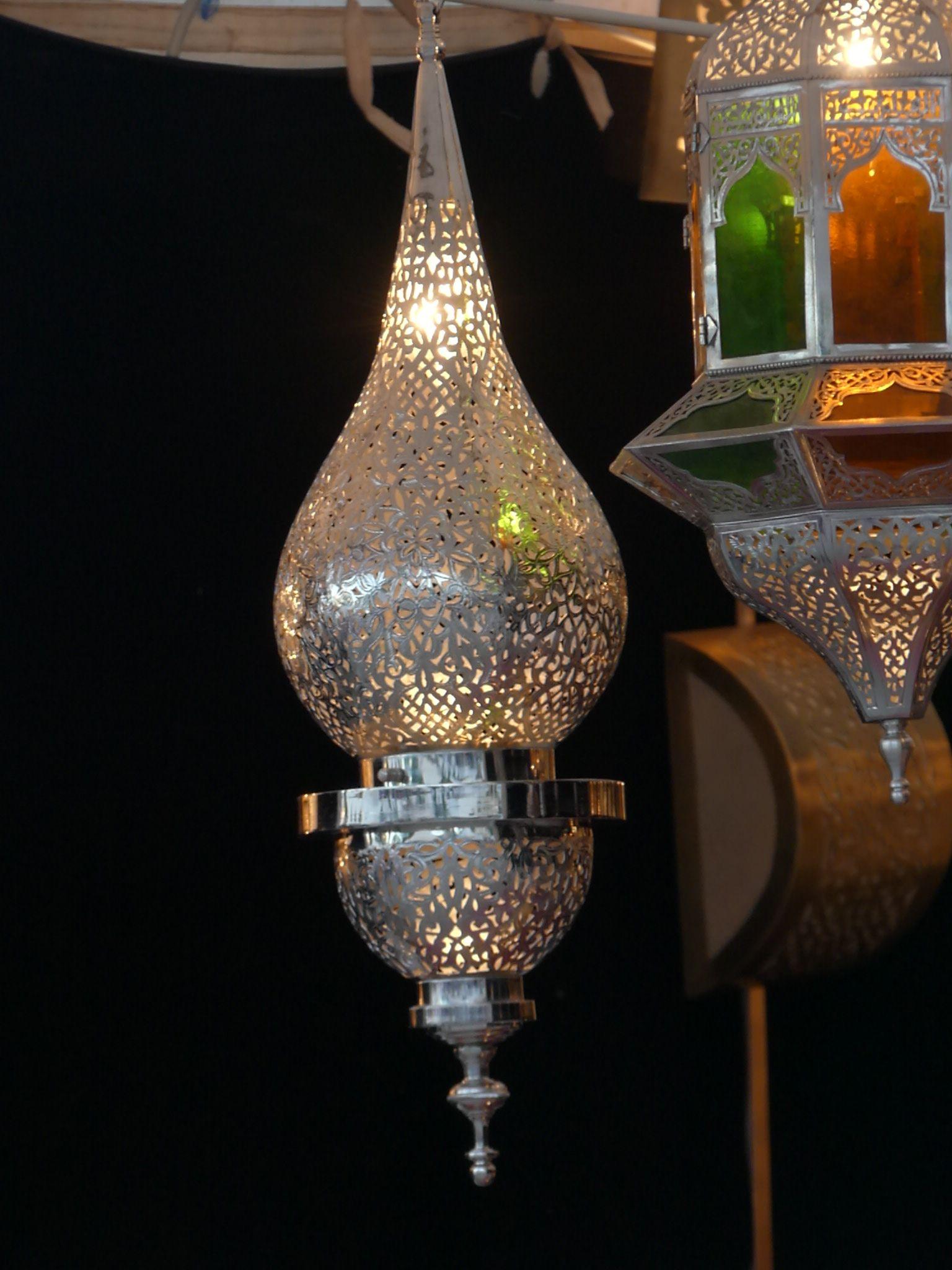 This Fancy Moorish Lighting Pendant Will Spread A Joyful