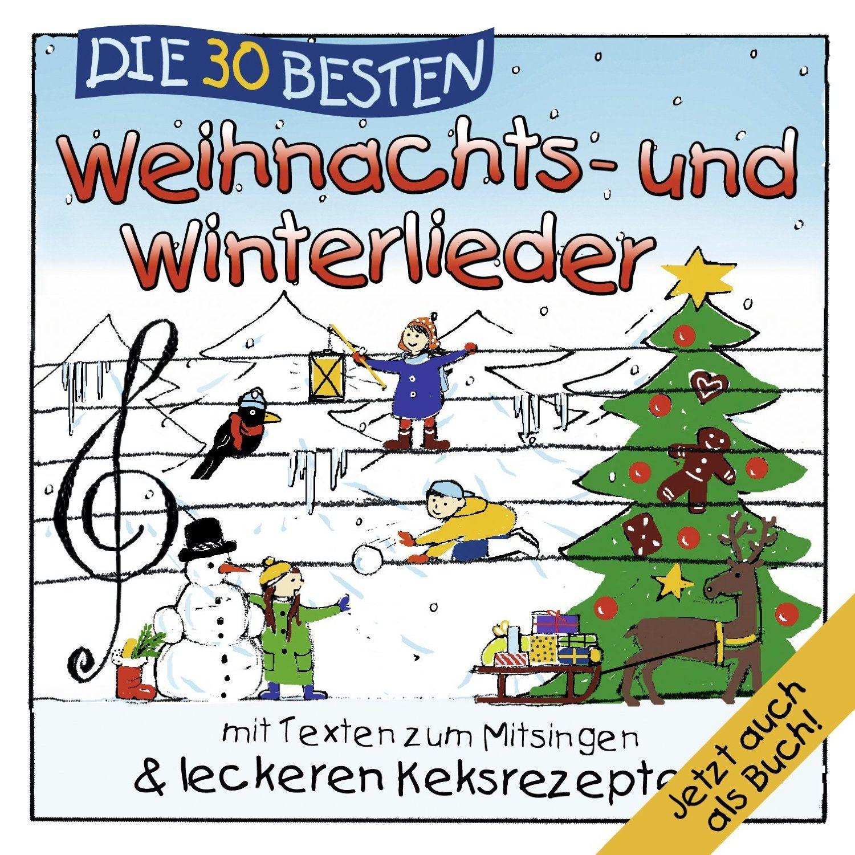 Die 30 besten Weihnachts- und Winterlieder mit Texten zum Mitsingen ...
