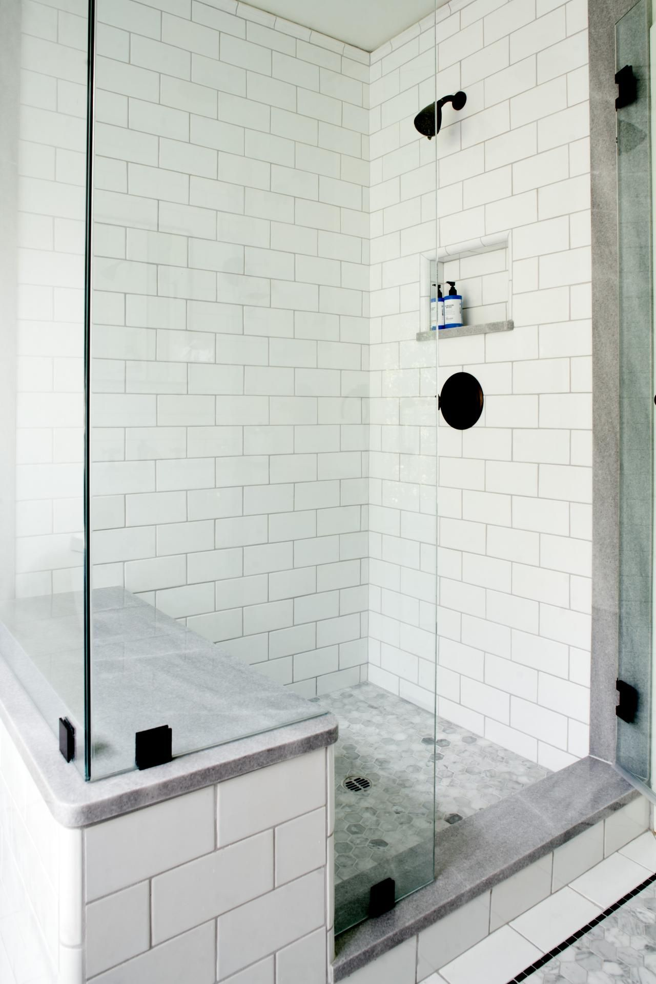How to plan a major reno project without going over budget hgtv budgeting and decorating - Types of showers for your home ...