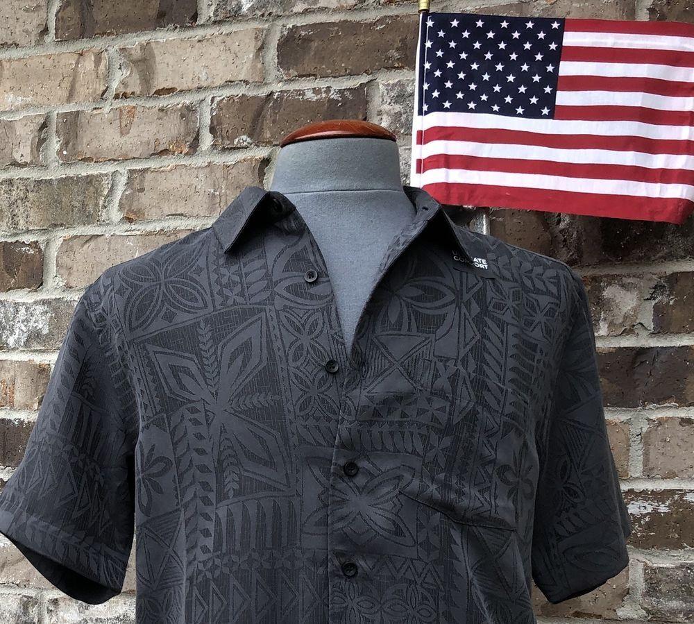d88ebb8a Quicksilver Mens Hawaiian Shirt Size S Small NWT Quicksilver Waterman  Collection #fashion #clothing #