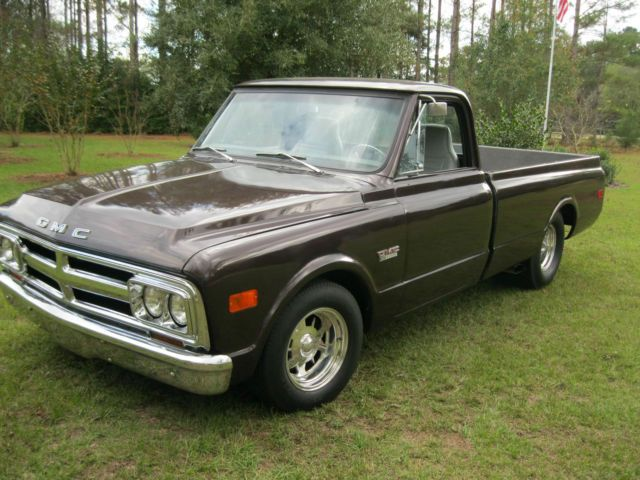1968 Gmc Truck For Photos Technical Specifications Description