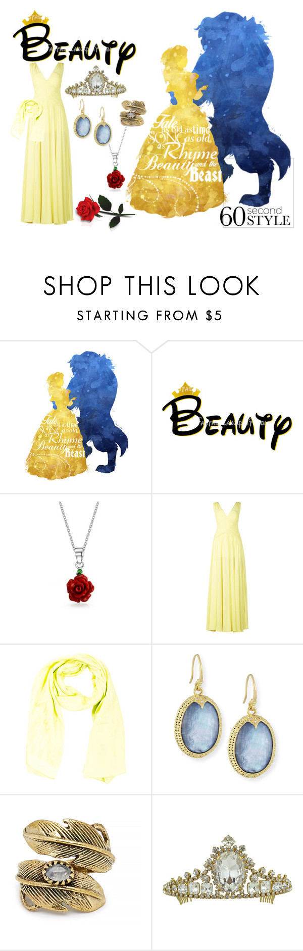 """""""Beauty"""" by mspoisonivey ❤ liked on Polyvore featuring Bling Jewelry, BCBGMAXAZRIA, Hermès, Armenta, Natalie B and Costume"""