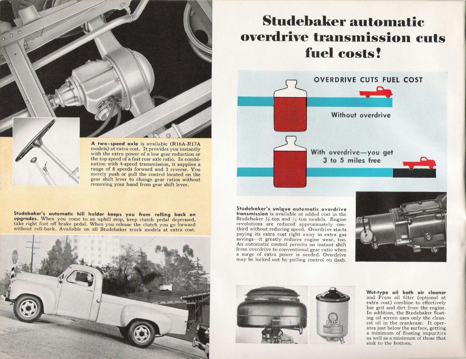1950 Studebaker Studebaker South Bend Indiana Studebaker Trucks