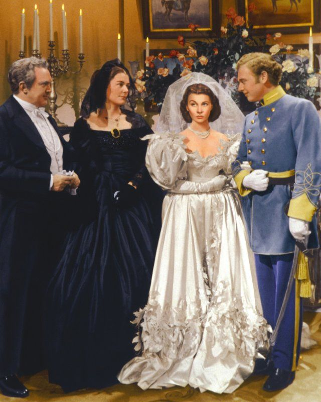 Gone with the Wind. Costume design by Walter Plunkett. Diana