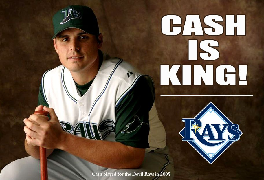 Kevin Cash comes home to manager of Rays Tampa