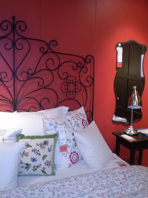Ikea Swirly Headboard With Images Elegant Bedroom Headboard