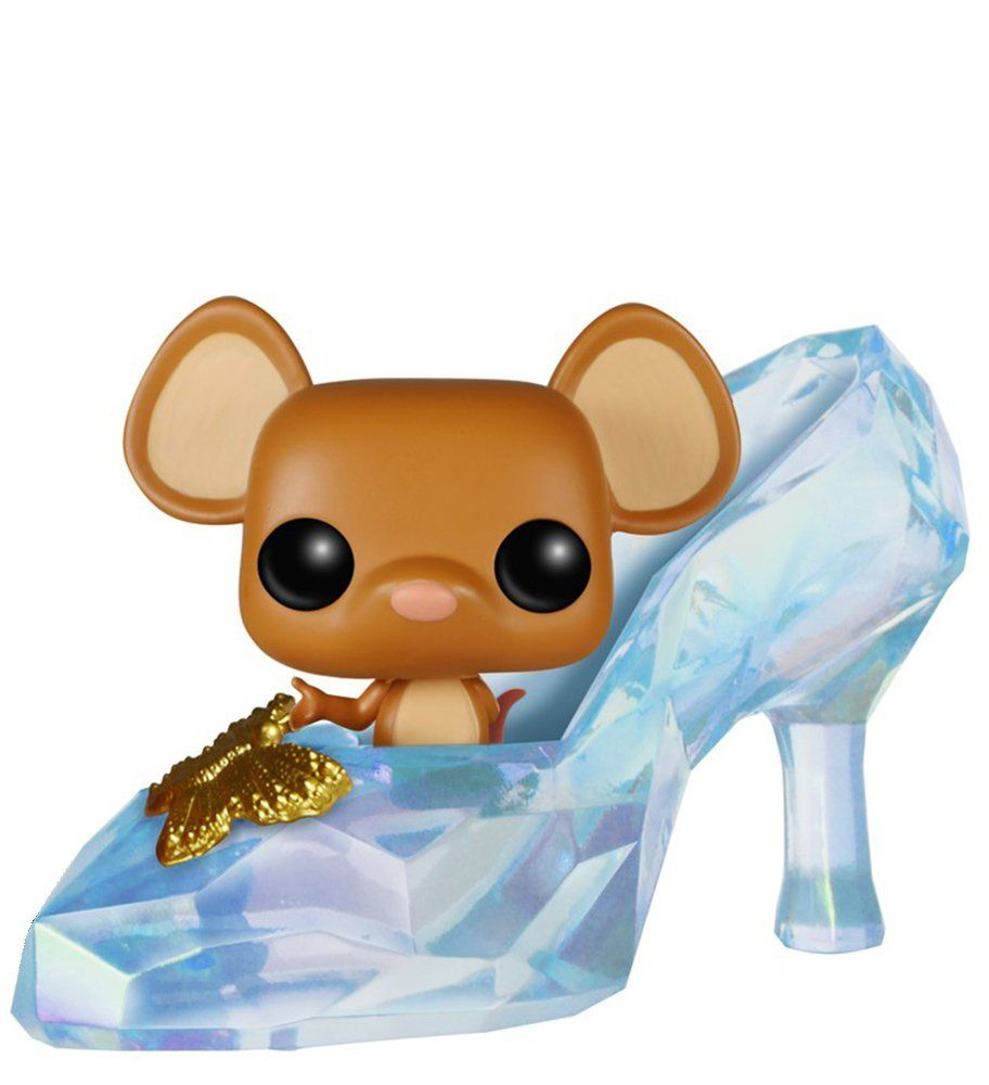 Funko - POP Disney - Cinderella (Live Action) - Slipper  Funko Pop!  Disney   Amazon.fr  Jeux et Jouets 26827631d9b