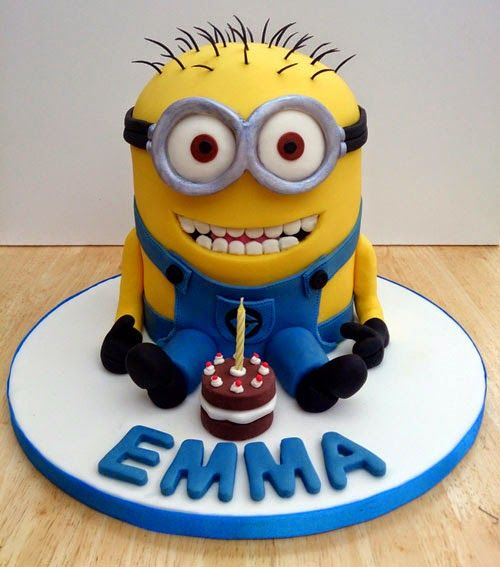 minion birthday cake Google Search stuff Pinterest Birthday