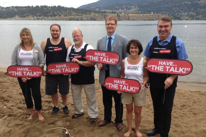 #Water board seeks public help to stop invasive mussels - Globalnews.ca: Globalnews.ca Water board seeks public help to stop invasive…