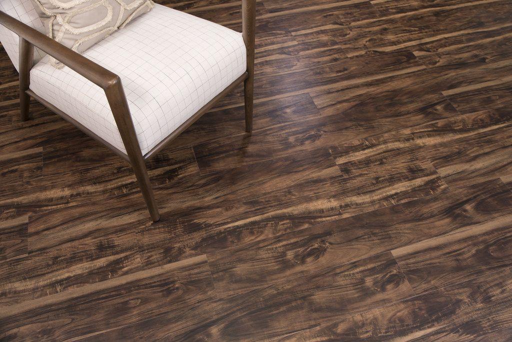 Walnut Creek Click Together Vinyl Flooring Diy Hardwood Floors Bamboo