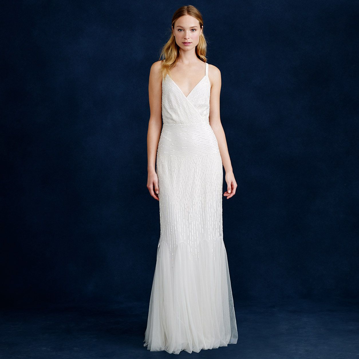 Harper beaded mermaid gown : gowns | J.Crew | ** Wish List & Fun ...