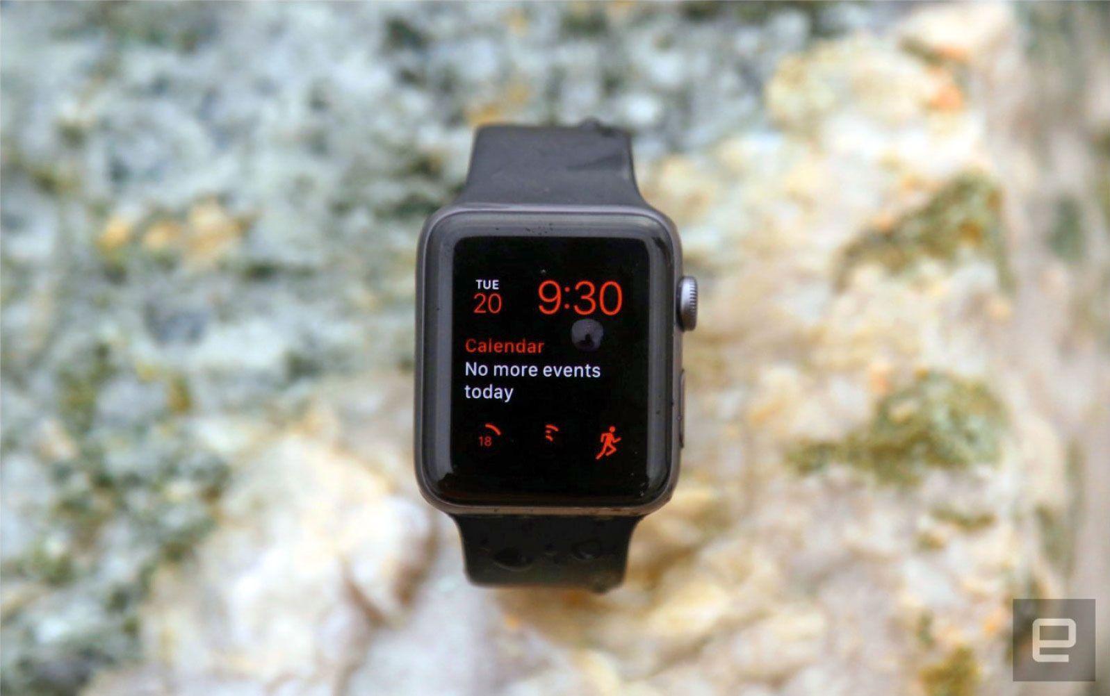 Apple quietly extends firstgen Watch warranty to three