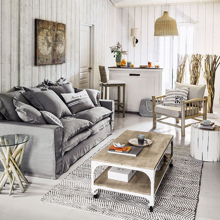 meubles d co d int rieur bord de mer maisons du. Black Bedroom Furniture Sets. Home Design Ideas
