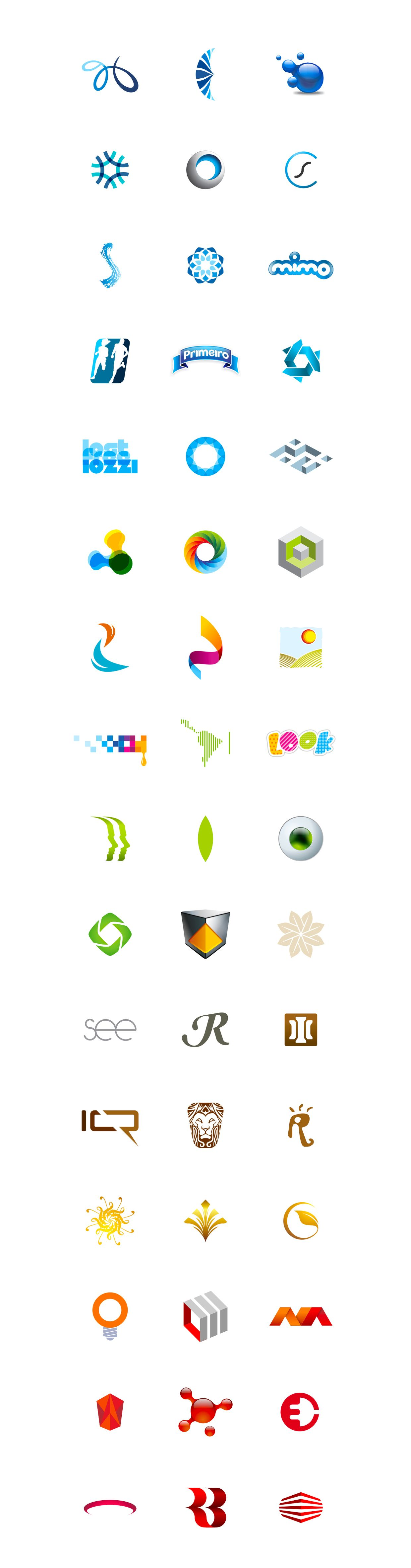 Logo Collection 2011 · 2012 on Behance