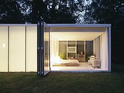 Moderne woning • nieuwbouw • architect David Driesen # livios.be