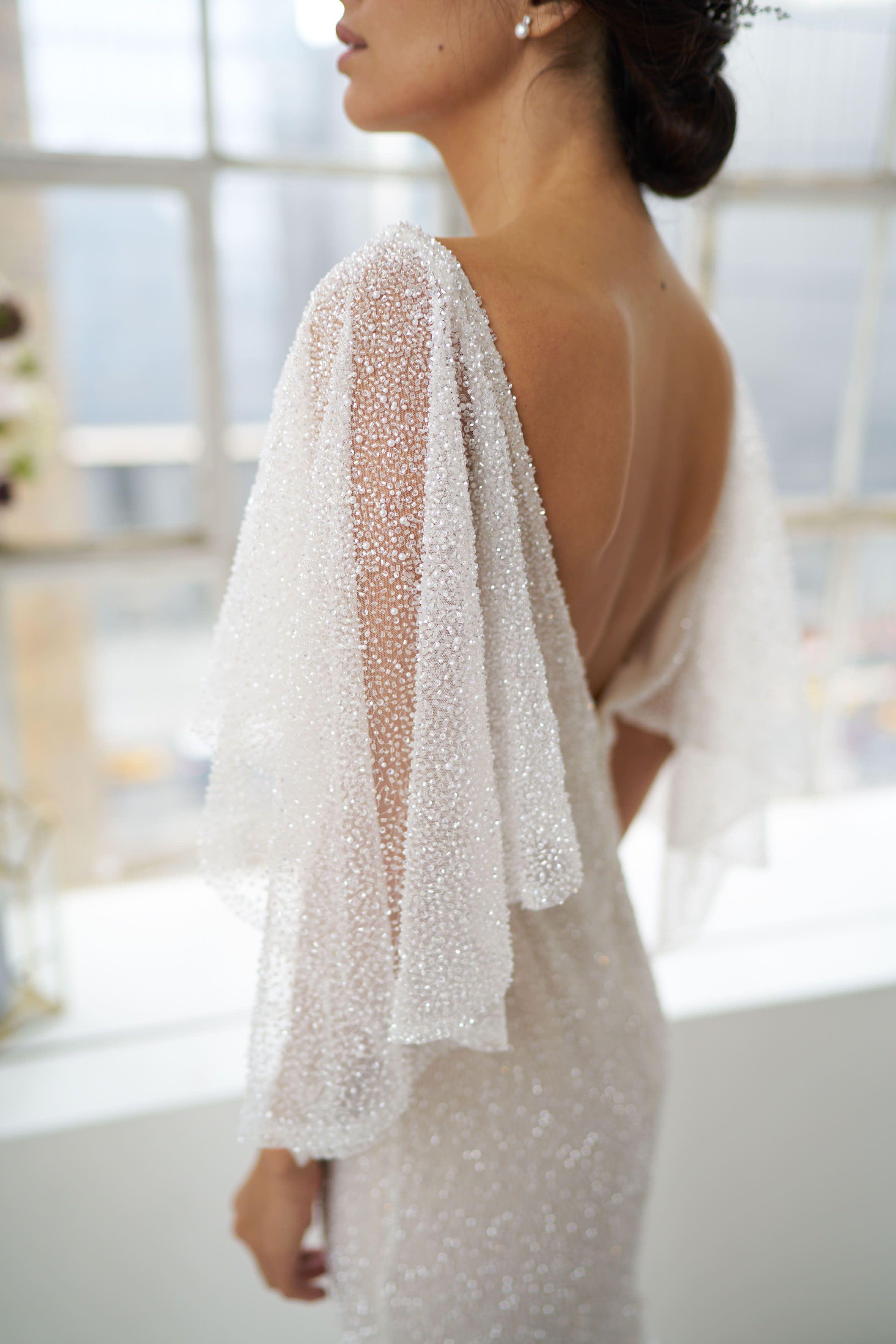 Abiti Da Sposa Wandas Dress.Anna Campbell Bridal Wanda Dress Nyc Bridal Week 2018 Abiti