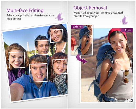 YouCam Perfect - Selfie Cam Android app for free download